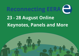 'Reconnecting EERA' 23 - 28 August Online