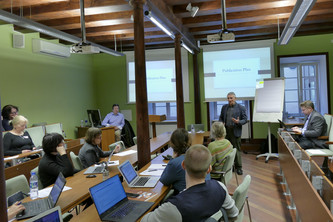 First EERA Hosted Academic Writing Workshop Takes Place in Vilnius