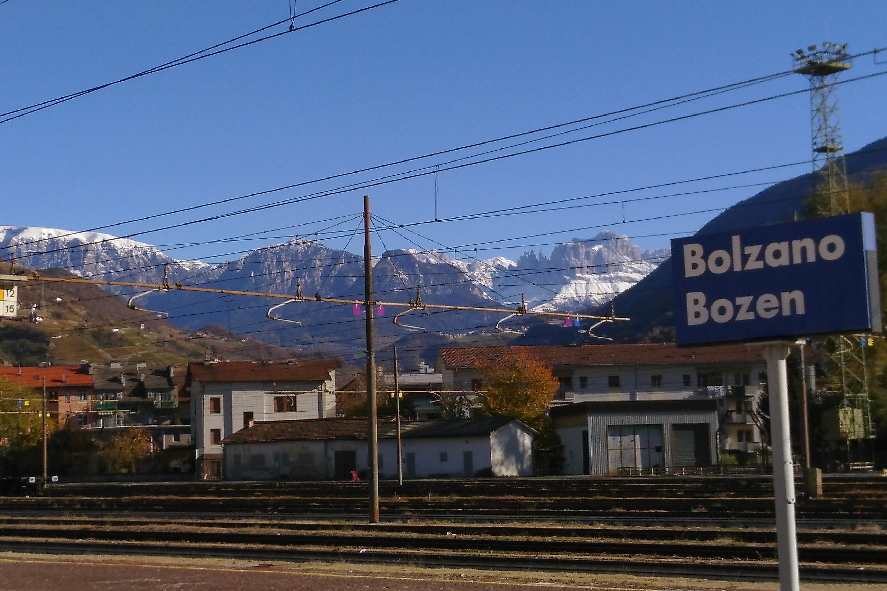 EERA Bolzano Travel Tips